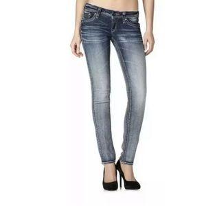 Rock revival Doris skinny jeans Sz 27